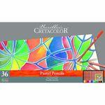 Набор пастельных карандашей, 36 цветов  FINE ART PASTEL Cretacolor