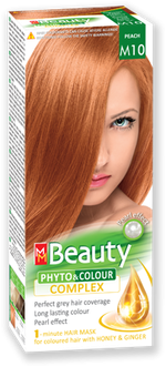 Краска для волос, SOLVEX MM Beauty, 125 мл., M10 - Персик