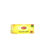 Lipton Yellow Label, 50 пак.