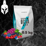 Essential BCAA 2:1:1 - Лесные ягоды - 0.5 KG