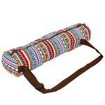Сумка-чехол для йога-коврика (15x65 см) Kindfolk FI-8365-1 (5043)
