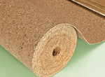 Подложка под ламинат рулон пробка 2мм