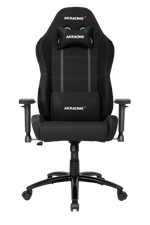 Gaming Chair AKRacing Core SX AK-SX-BK Black, User max load up to 150kg / height 160-190cm