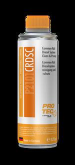 Common-Rail Diesel System Clean  & Protect  PRO TEC Curățarea și protejarea unui sistem diesel cu injecție directă