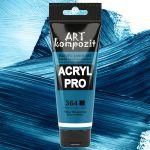 Краска акриловая Art Kompozit, (364) Ясно-голубая, 75 мл