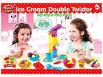 Набор для лепки Funny Lucky Ice cream press (аксессуары)