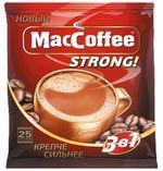 MacCoffee 3в1 Strong (25пак в упаковке)