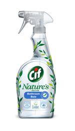 Средство для мытья ванной Cif Natures, 750 мл