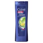 Шампунь против перхоти Clear Refreshing Grease Control, 250 мл