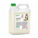 Дезинфицирующий чистящий гель Dos-Gel 5.3кг