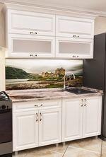 Кухонный гарнитур Bafimob Modern MDF Mini 1.2m White