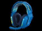 Wireless Gaming Headset Logitech G733,Blue