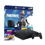 Consola SONY PlayStation 4 PRO 1TB + Fortnite Neo Versa Bundle + Need For Speed Heat