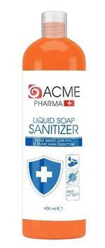 Sapun lichid pentru maini, ACME Pharma Sanitizer, 400 ml., antibacterial
