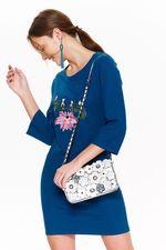 Платье TOP SECRET Синий с принтом SSU2078GR