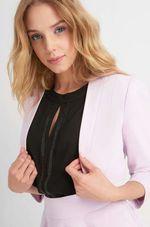 Пиджак ORSAY Бледно розовый