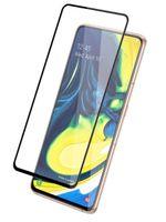 Защитное стекло Samsung A80 (5D )