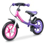 Lionelo Dan Plus Kids BikePink