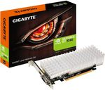 VGA Gigabyte GT1030 2GB GDDR5 Silent Low Profile