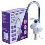 Электрический кран 3Kw Kitchen Kraft KD2L