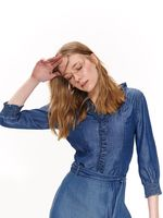 Блуза TOP SECRET Синий skl2868