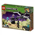 LEGO большие фигурки Minecraft