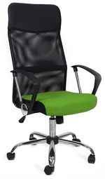 Офисное кресло Deco F-63 Black/Green