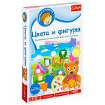 """Joc de masă """"Culori și forme"""" (ru), cod 40087"""