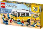 "LEGO Creator  ""Autoutilitara Surfers"", art. 31079"