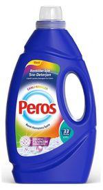 Жидкий стиральный порошок PEROS 2.31л Bright Colors