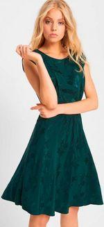 Платье ORSAY Темно зеленый 467241