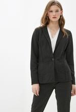 Пиджак TOM TAILOR Черный в крапинку 1015409 tom tailor