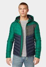 Куртка Tom Tailor Темно синий/зеленый tom tailor 1011339
