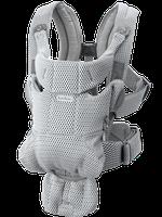 Анатомический рюкзак-кенгуру BabyBjorn Move Grey, 3D Mesh