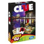 Напольная игра Клуэдо. Дорожная версия. код 41779