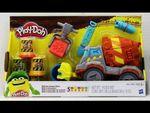 Игровой набор Play-Doh Бетономешалка, код 43895