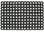 Коврик придверный резиновый 150X100cm резной, толщина 2.2cm