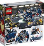 LEGO Marvel Мстители: Нападение на грузовик, арт. 76143