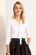 Блуза TOP SECRET Белый SBD0637BI