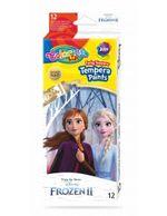 ТЕМПЕРАТУРНЫЕ КРАСКИ 12 цветов COLORINO Disney Frozen