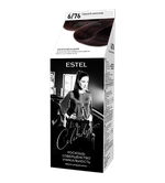 Краска для волос, ESTEL Celebrity, 125 мл., 6/76 - Горький шоколад