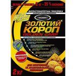 Прикормка MEGAMIX GOLDEN Carp 2kg