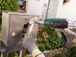 Строительный фен Bosch EasyHeat 500 (06032A6020)