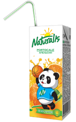 Naturalis nectar portocale 0,2 L