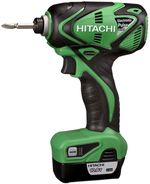 Шуруповёрт Hitachi WM10 DBL-RL