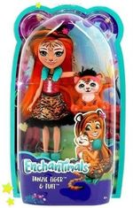 Кукла Enchantimals Тигрица Тэнзи с питомцем, код FRH39