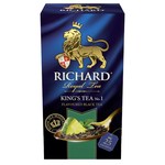 Richard Royal King's Tea 25p