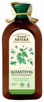 Шампунь Крапива двудомная и репейное масло