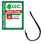 Крючок GC Deft Trap №8 (8 штук)
