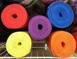 Коврик для йоги 173х61х0.4 см PVC YG-014 VFUA (2181)